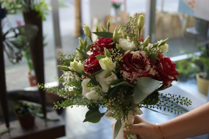 Bouquet de mariée N° 43