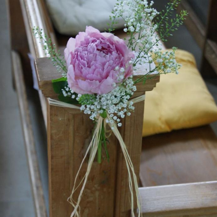 Bouquet de banc N° 6