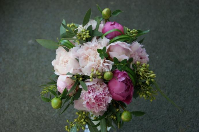 Bouquet de mariée N° 9