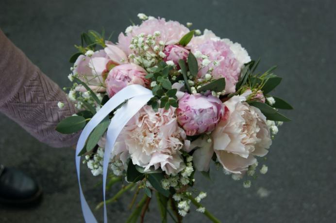 Bouquet de mariée N° 15