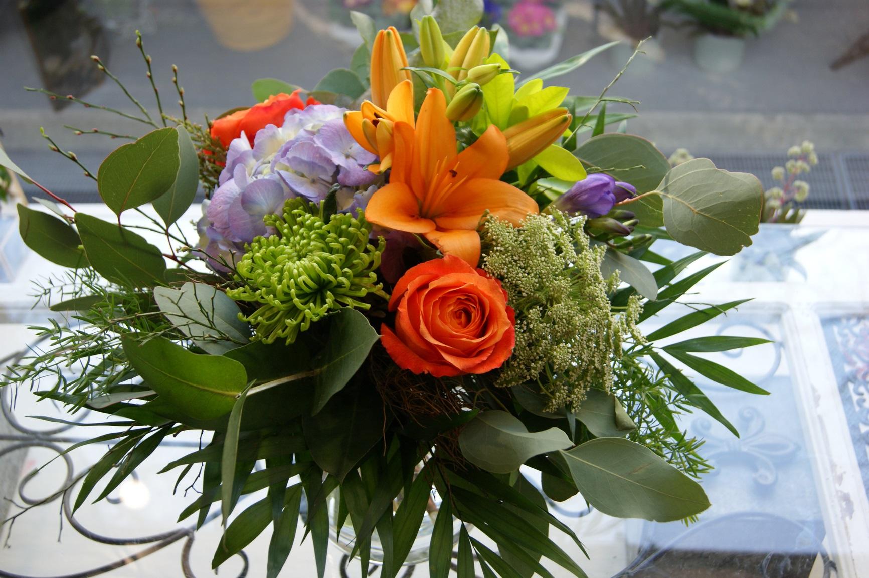 Bouquet N° 16