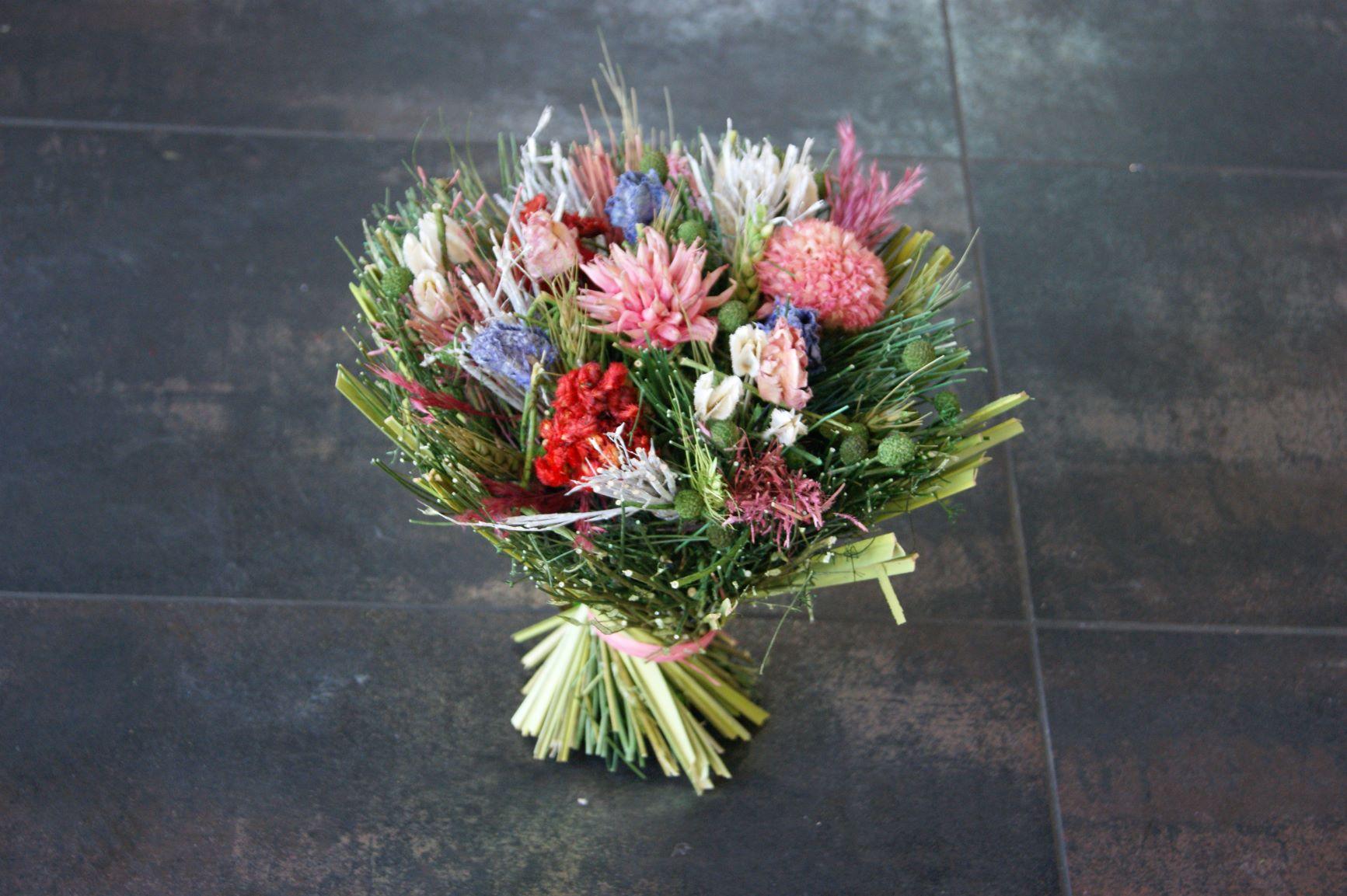 Bouquet de fleurs séchées N° 6