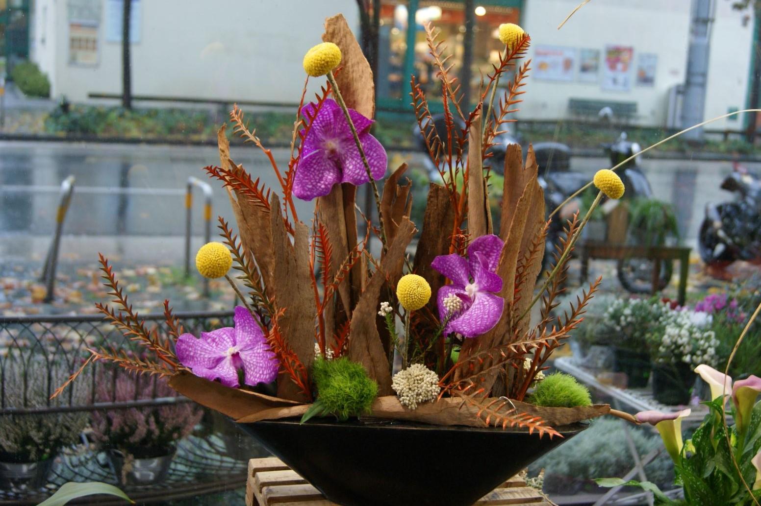 Arrangement floral N° 35