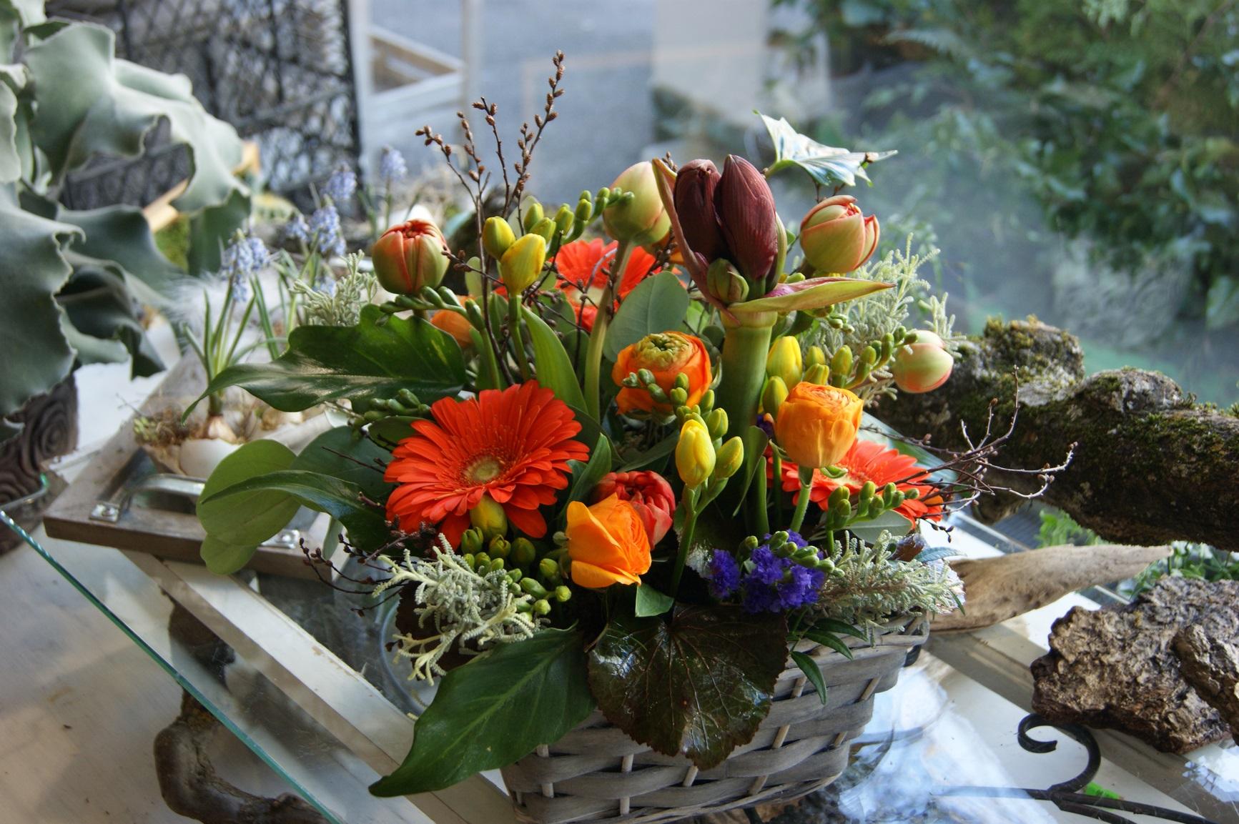 Arrangement floral N°17