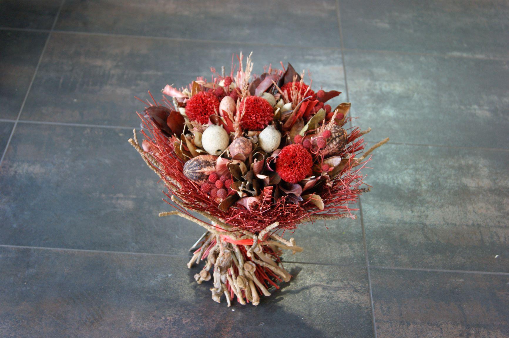 Bouquet de fleurs séchées N° 5
