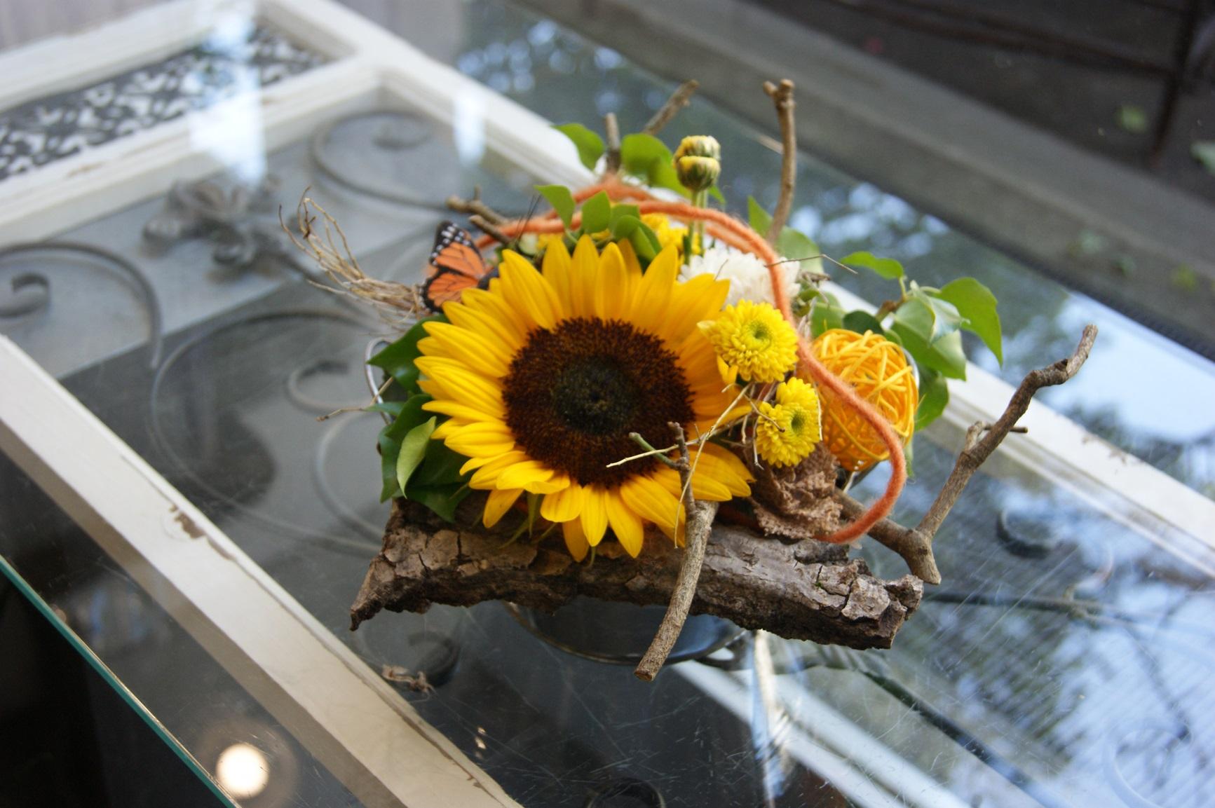 Arrangement floral N° 14