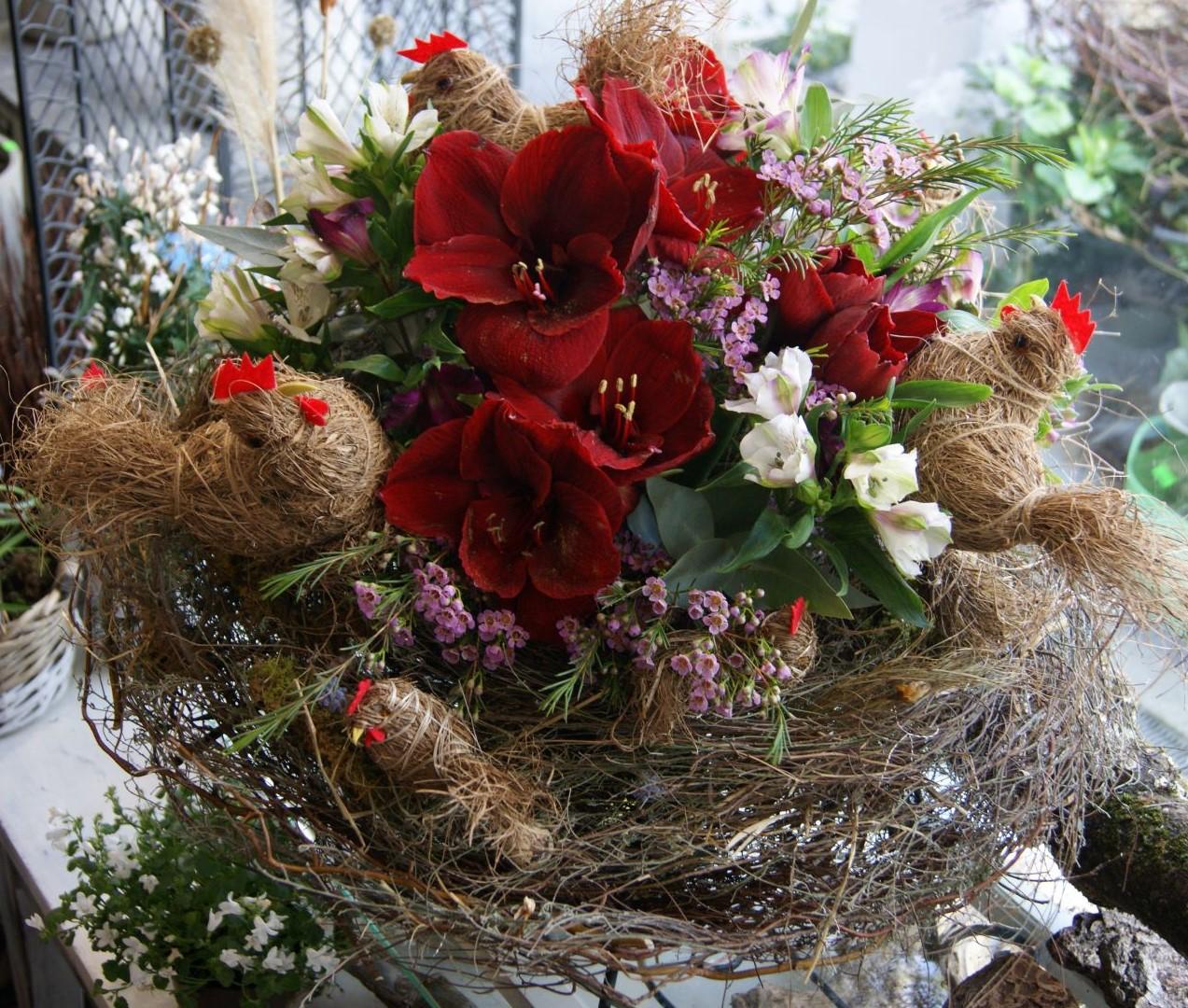 Bouquet de pâques N° 3