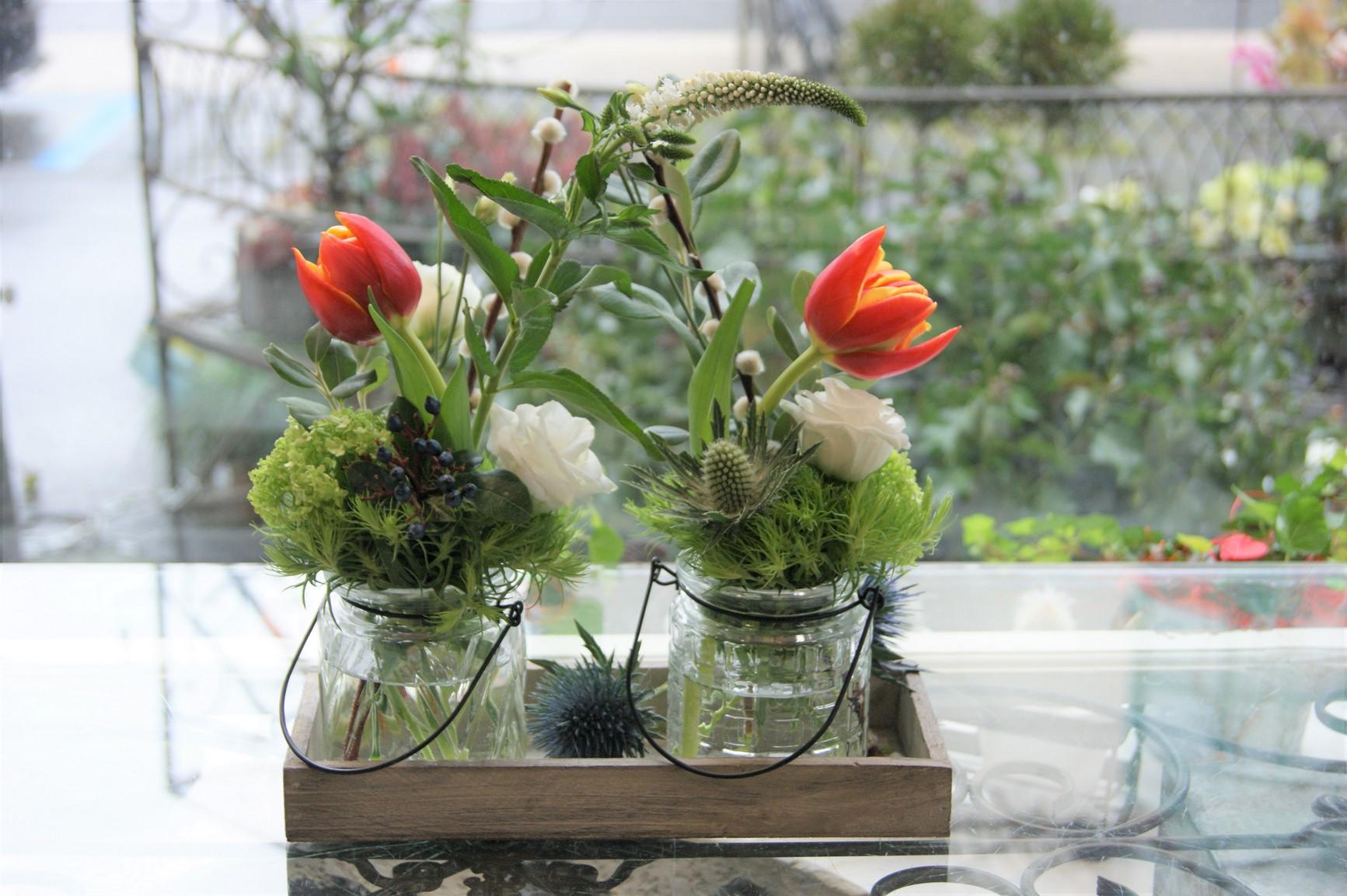 Arrangement floral N° 8