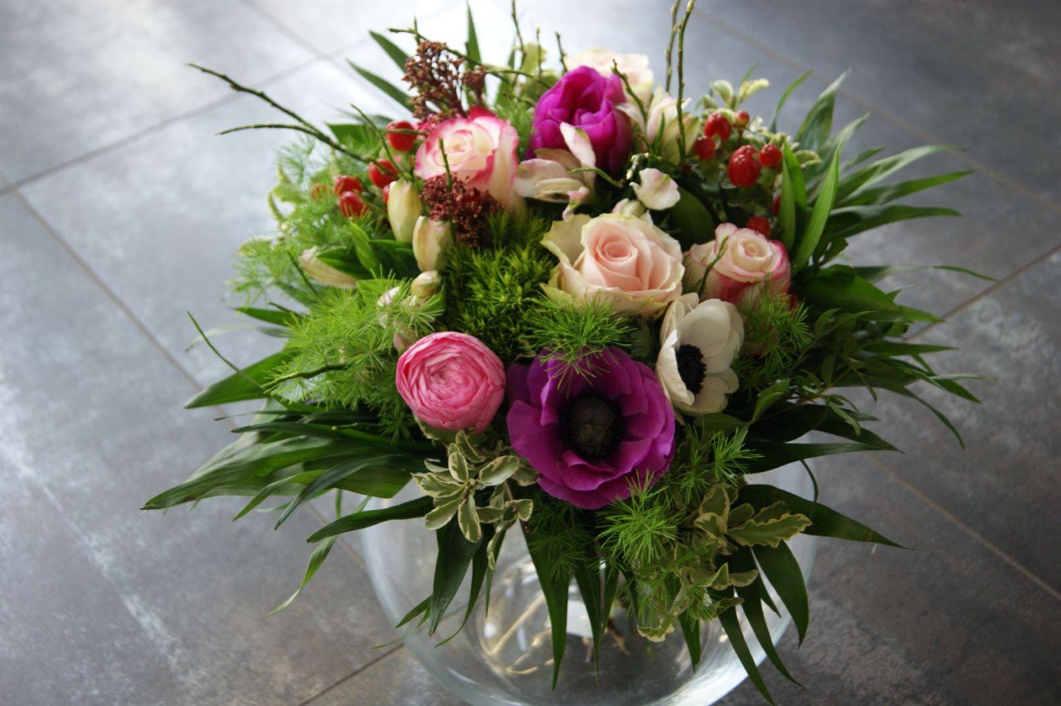 Bouquet de Printemps N° 13