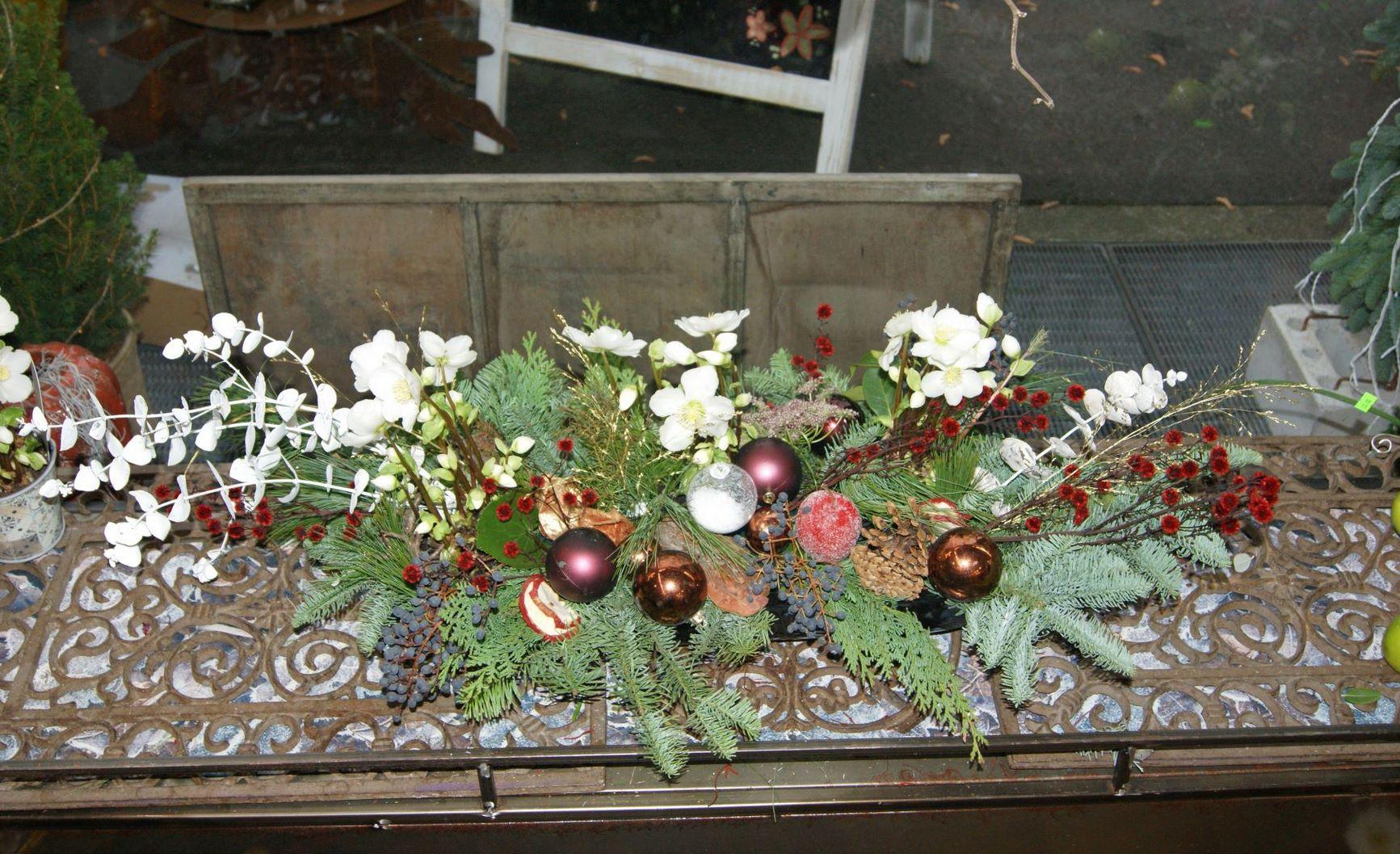 Arrangement de Noël N° 14