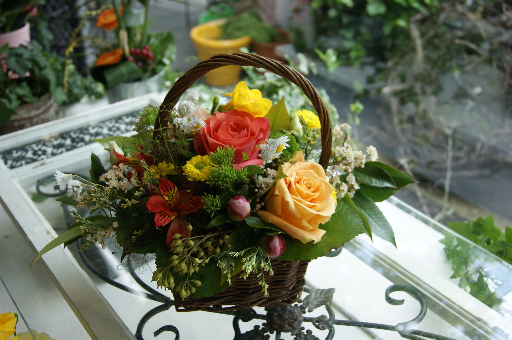 Arrangement floral N° 20
