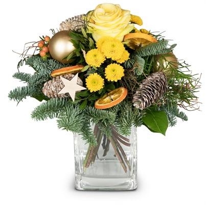 Bouquet de Noël N° 6