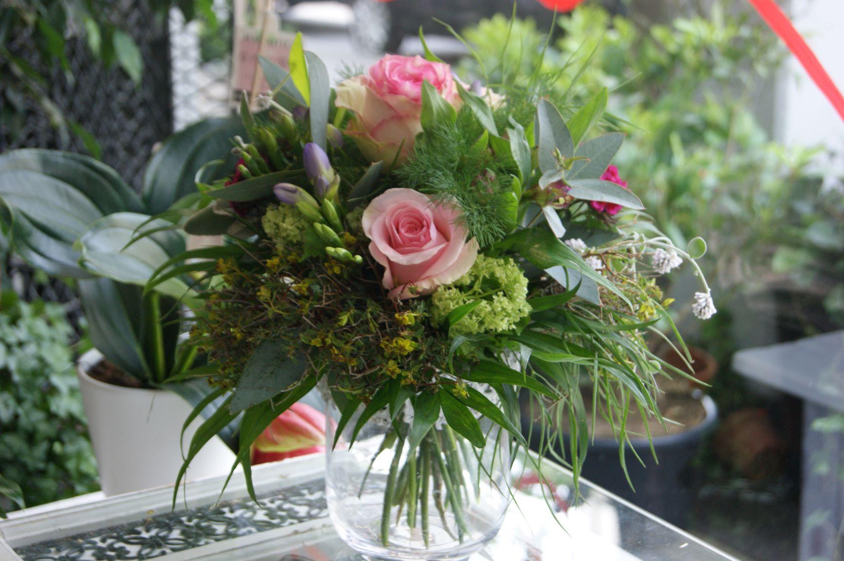 Bouquet (sans vase) N° 15