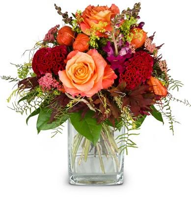 Bouquet de saison sans vase N° 3