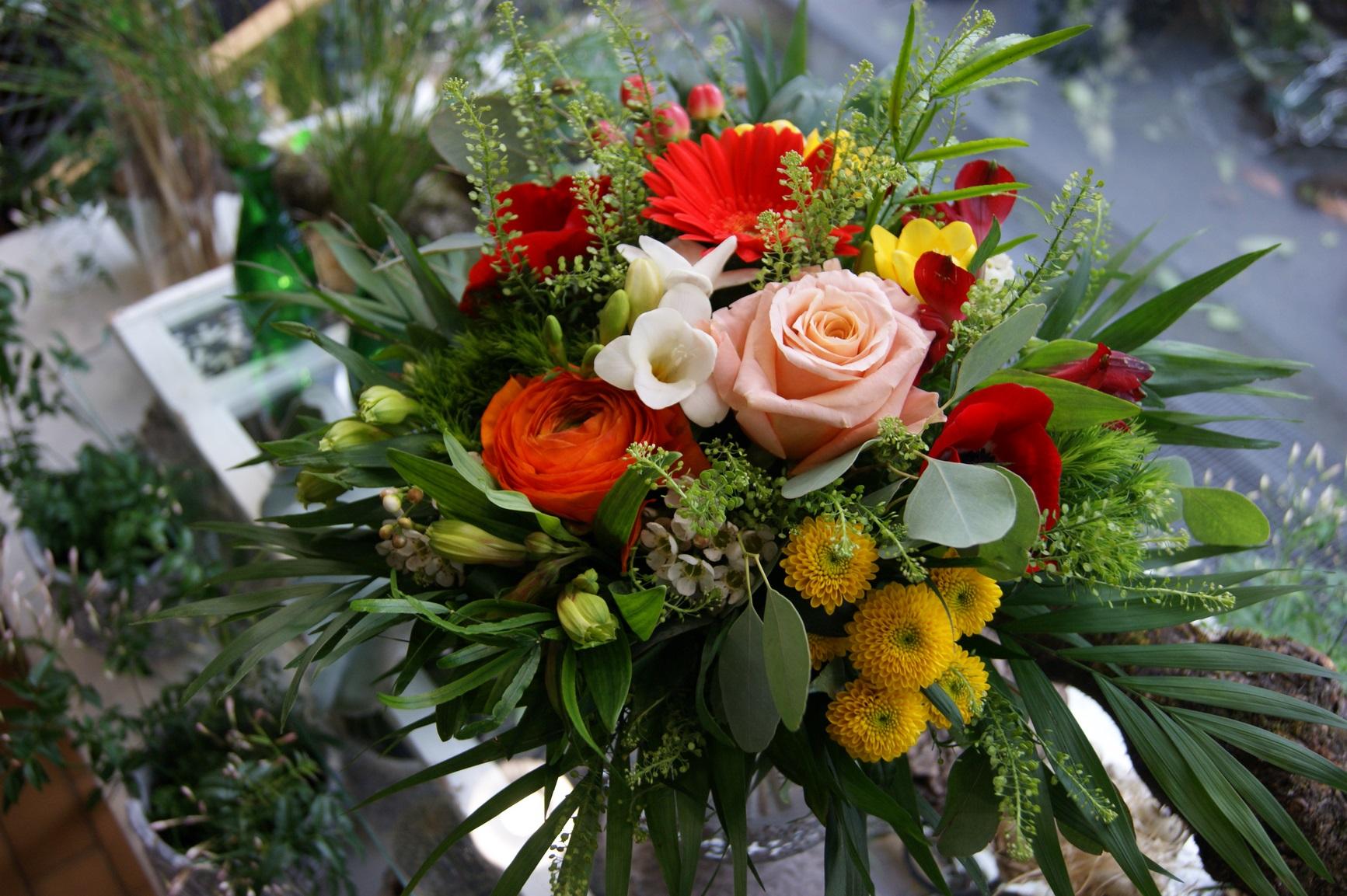 Bouquet N° 18