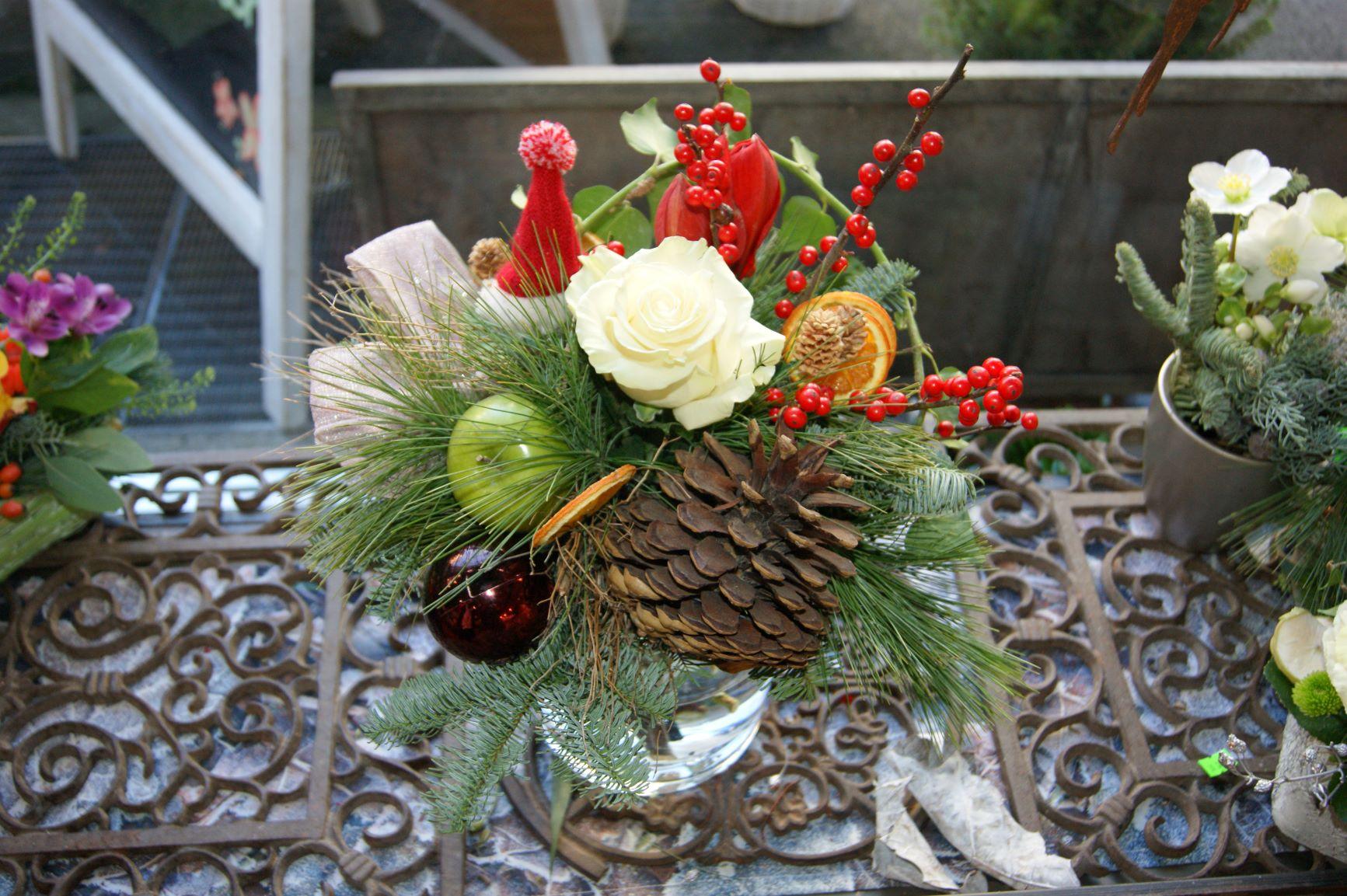 Bouquet de Noël N° 11