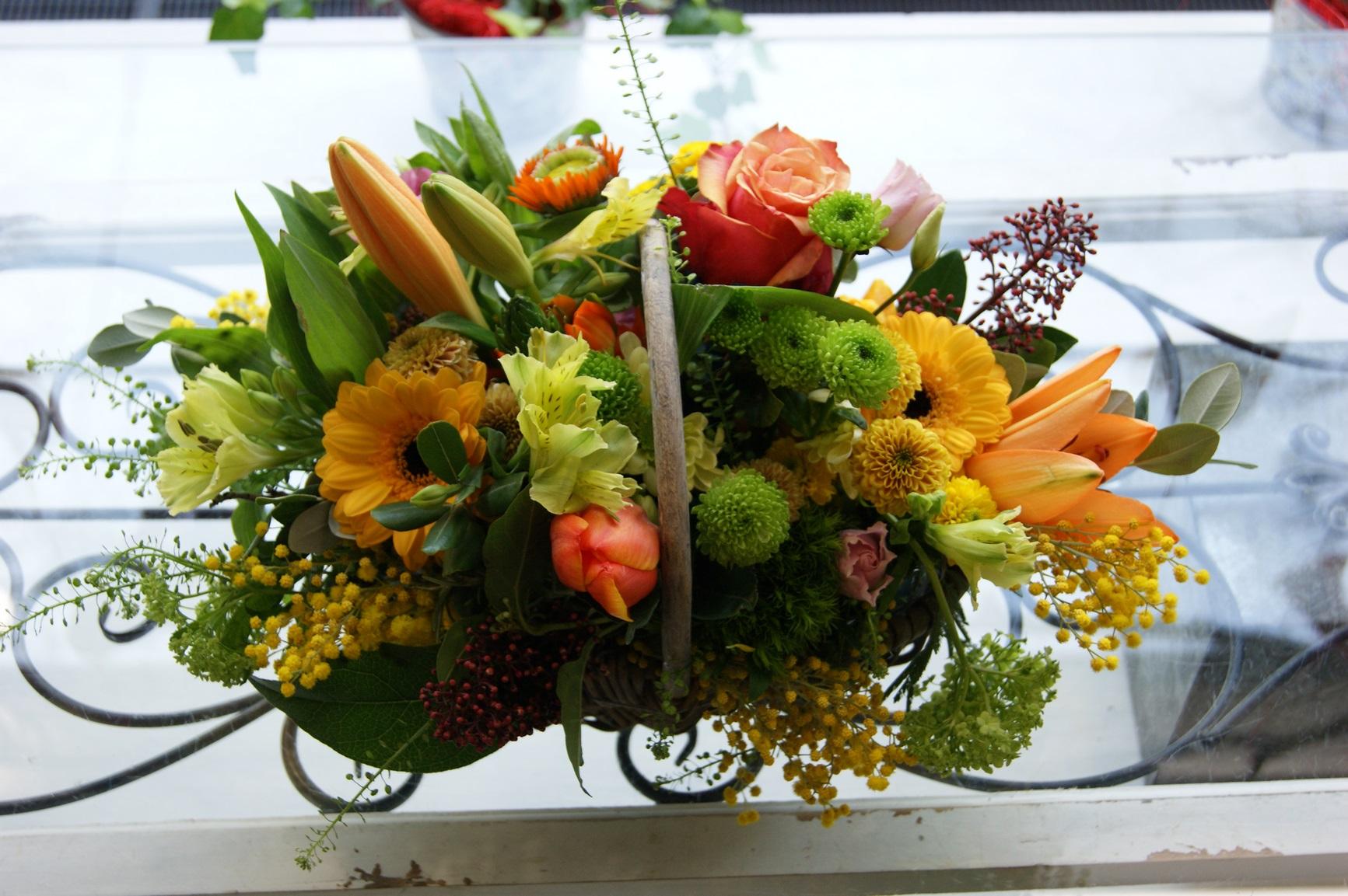 Arrangement floral N°18
