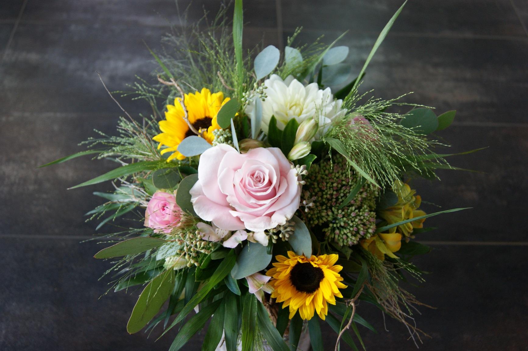 Bouquet de saison  N° 9
