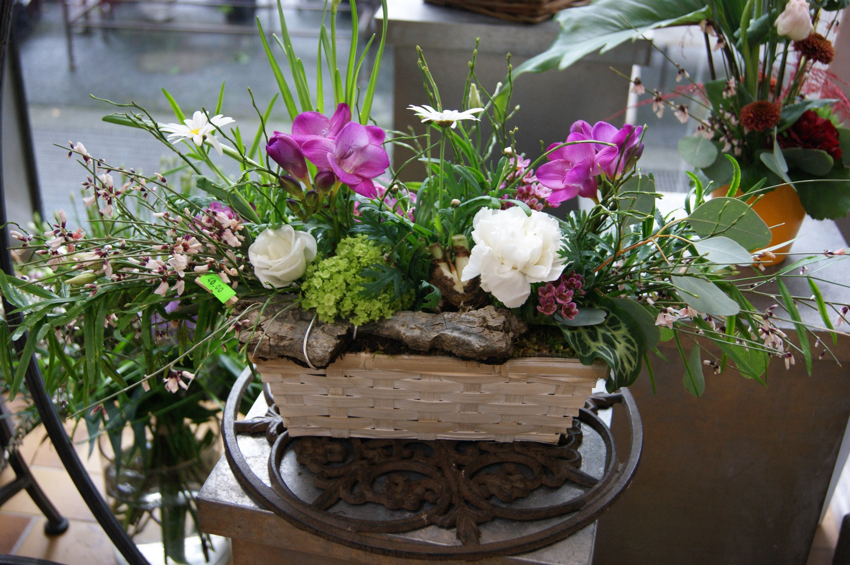 Arrangement floral N° 21