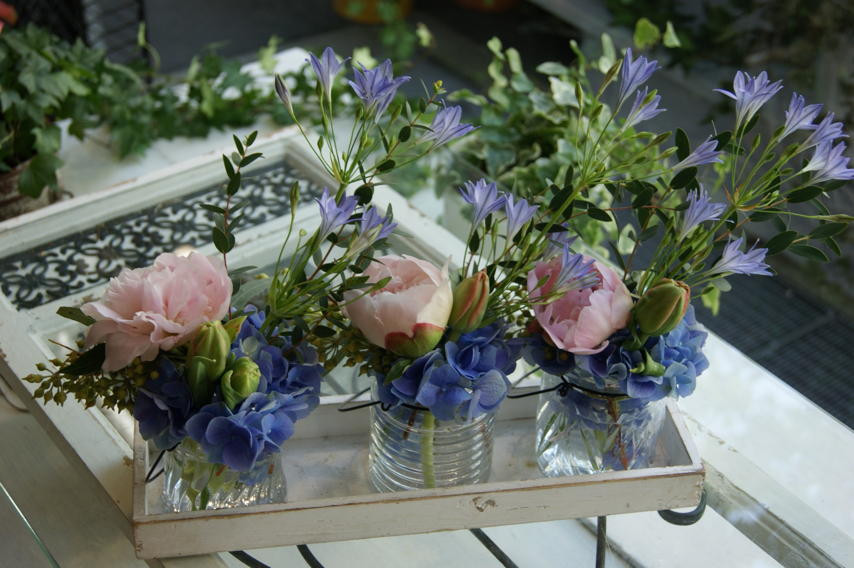 Arrangement floral N°16