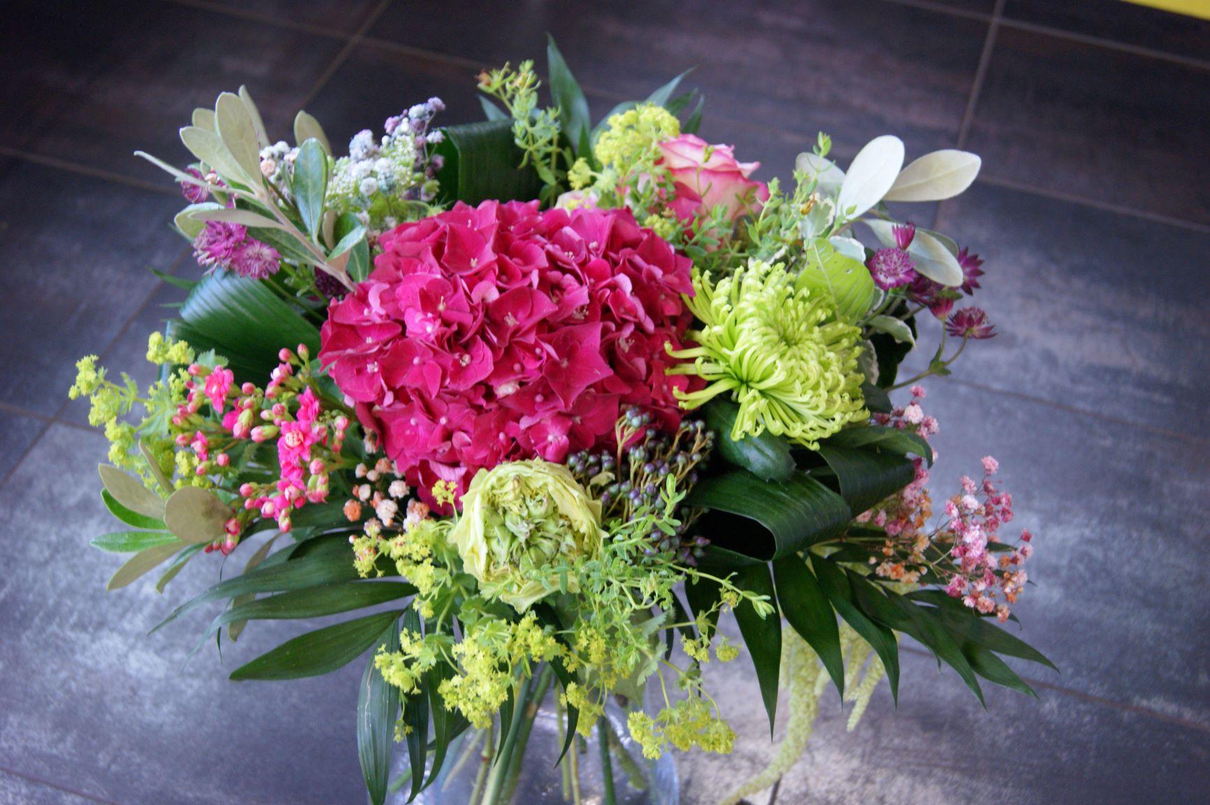 Bouquet de saison N° 14