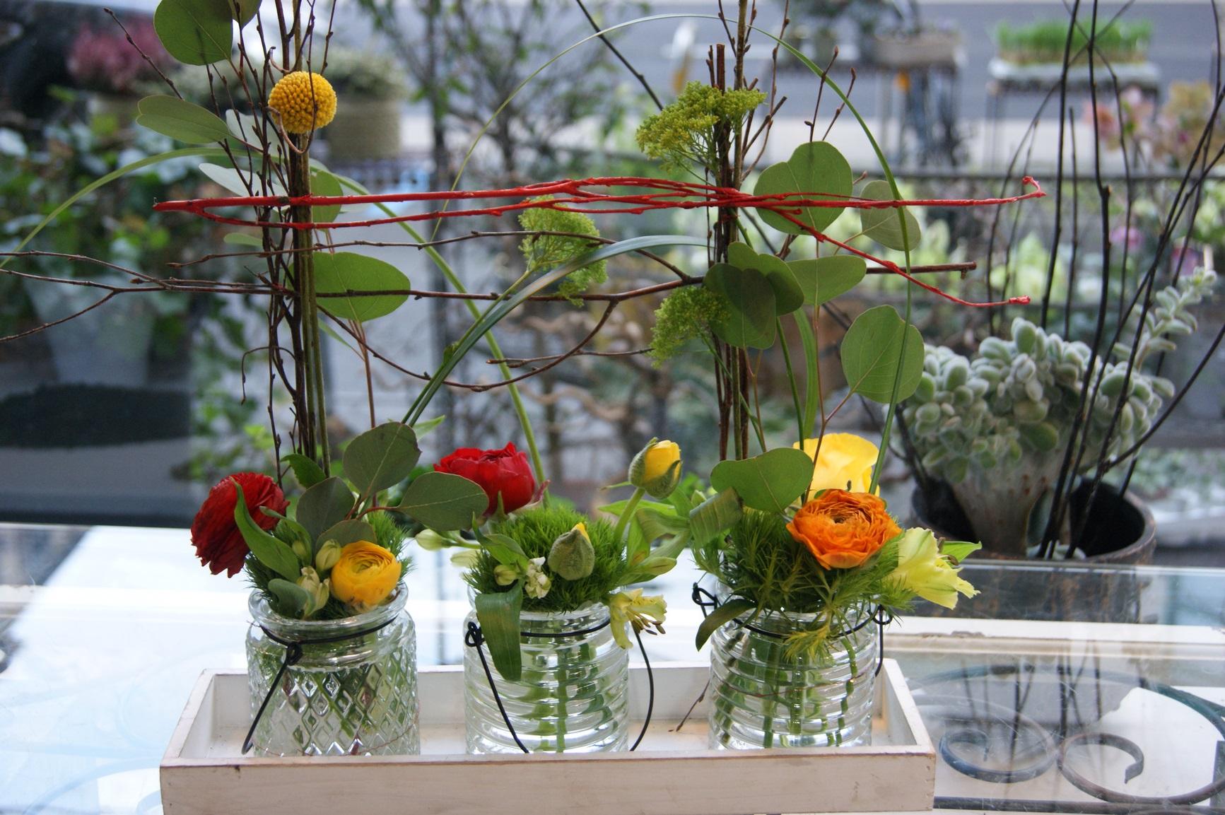 Arrangement floral N° 4