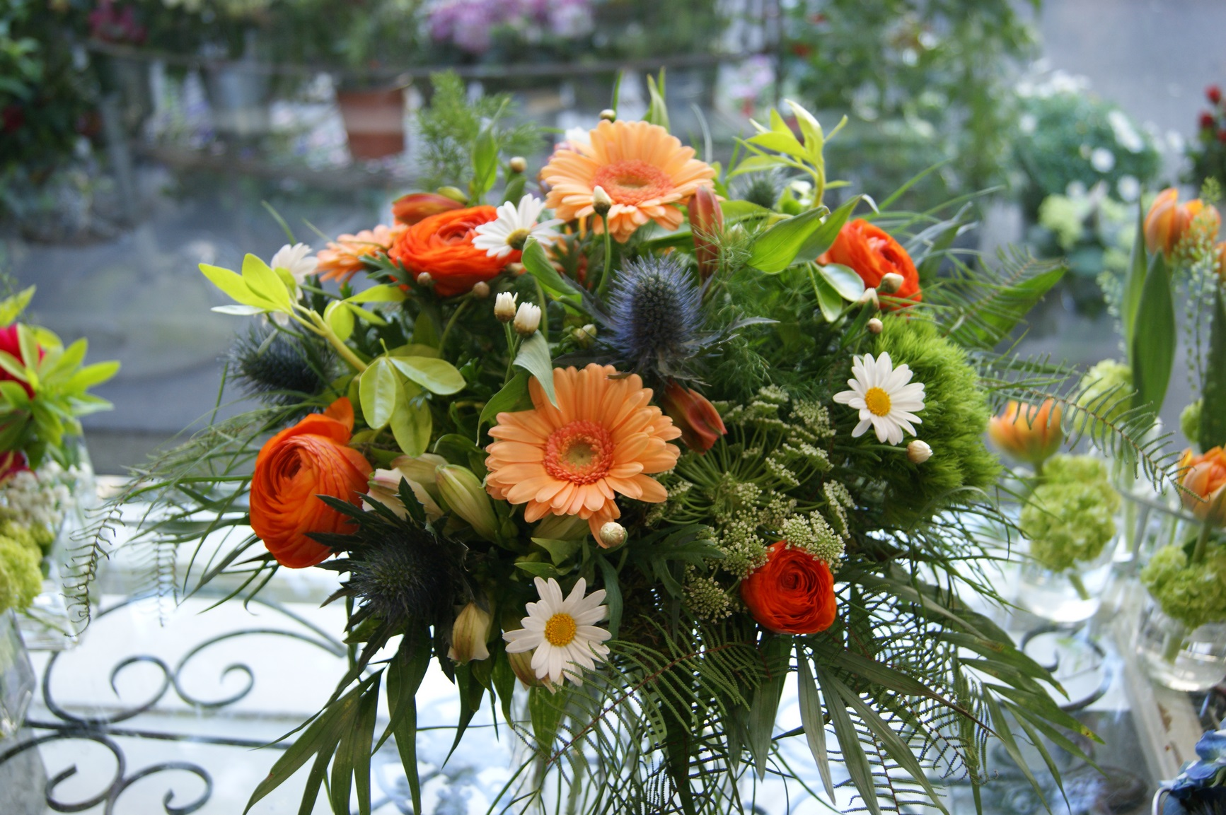 Bouquet N° 21