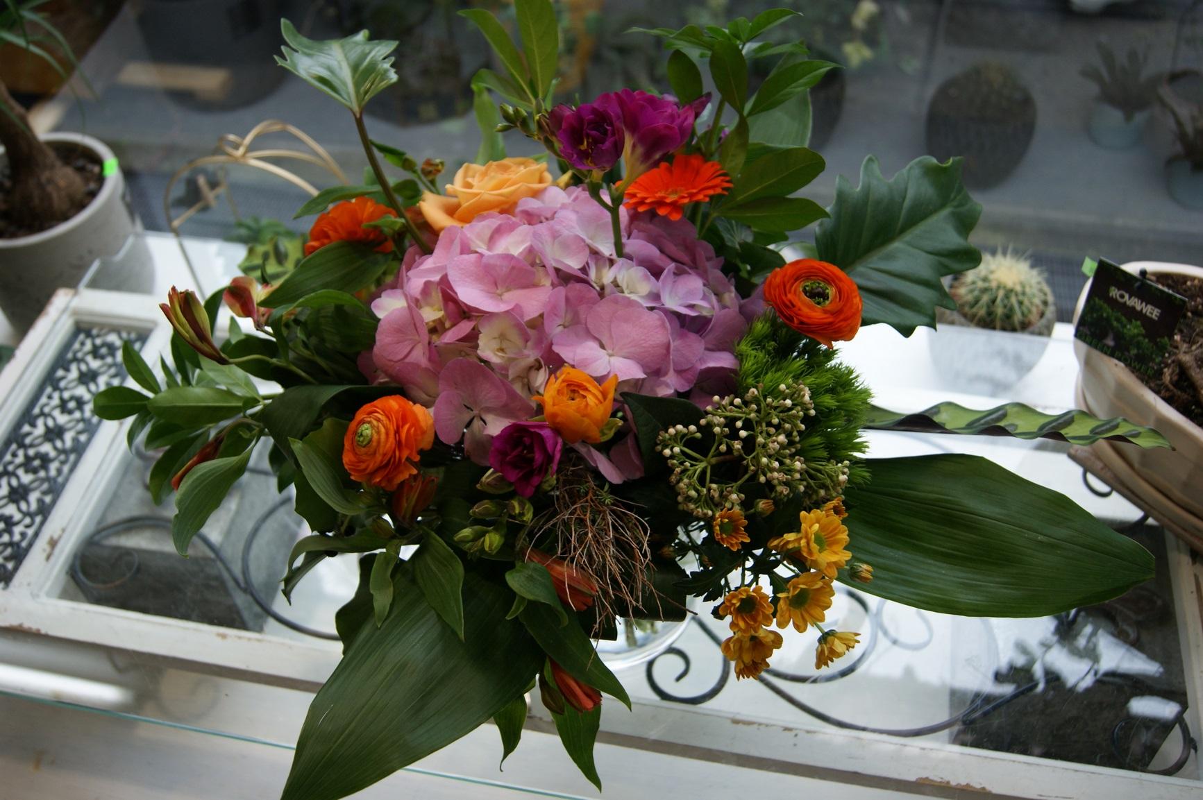 Bouquet N° 17