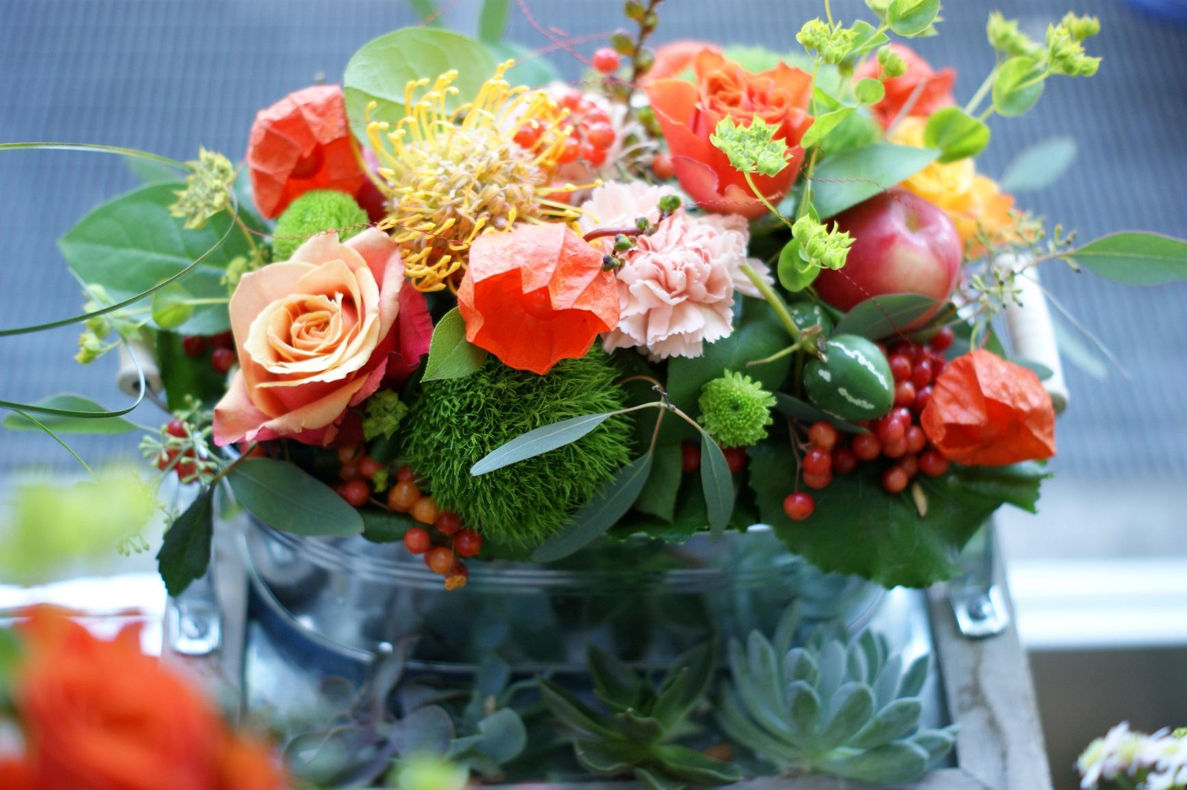 Arrangement floral N° 1