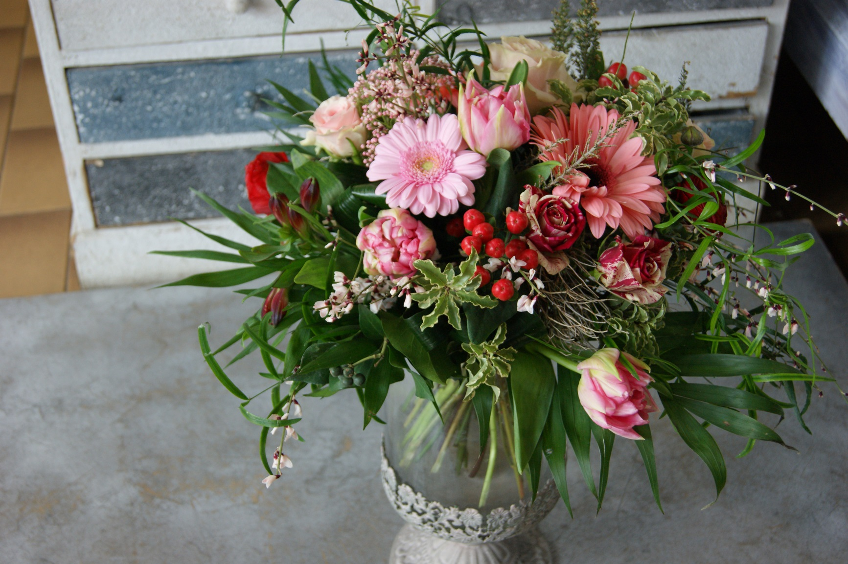 Bouquet N° 10