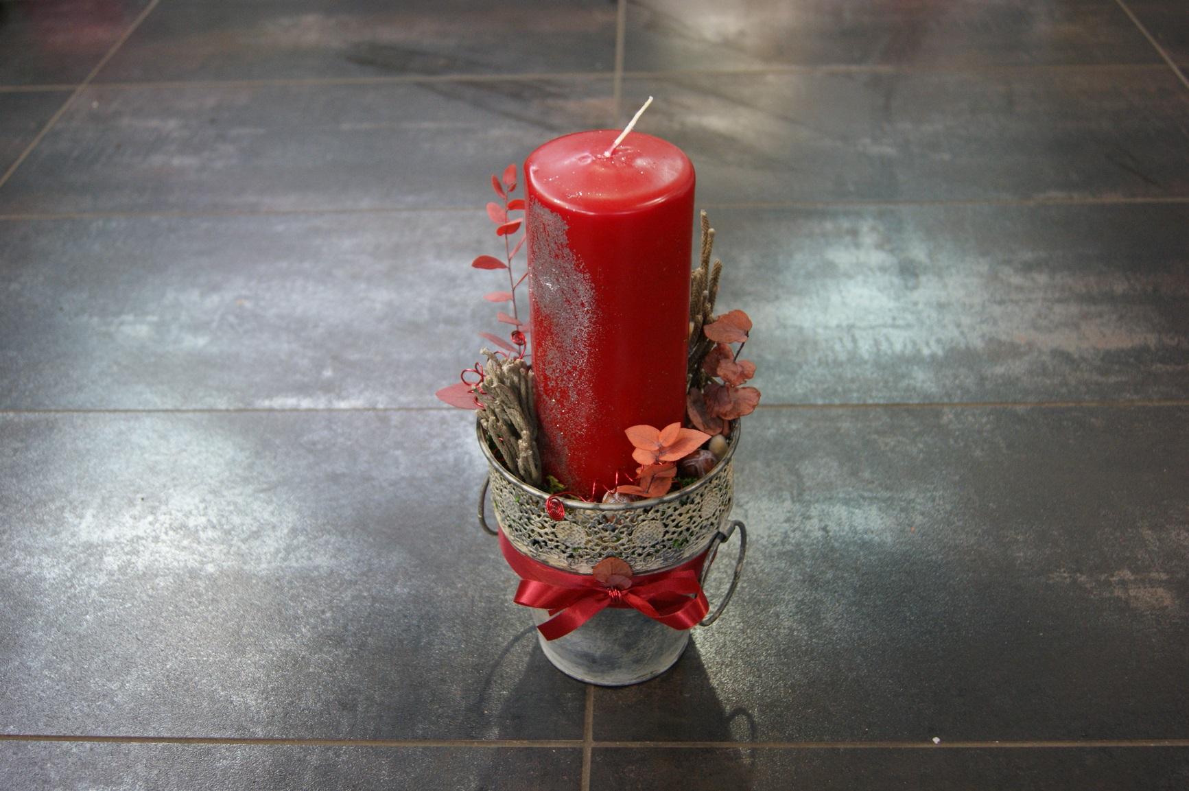 Arrangement de bougies N° 19