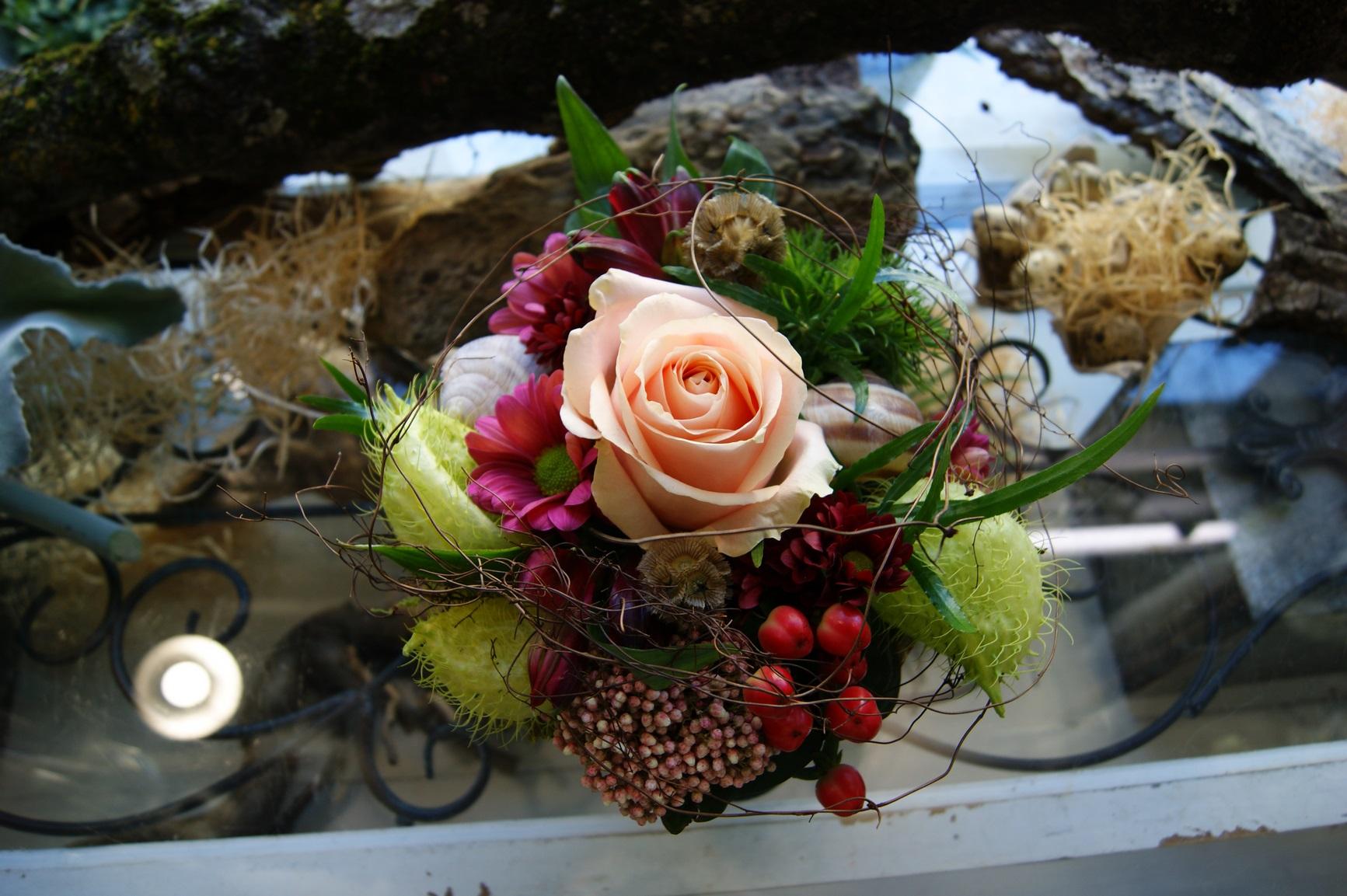 Arrangement floral N°19