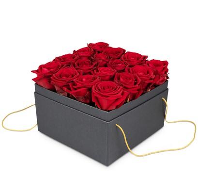 Boîte à fleurs «Paris» (20cm) N°23