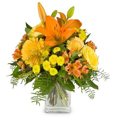 Bouquet de saison N° 16