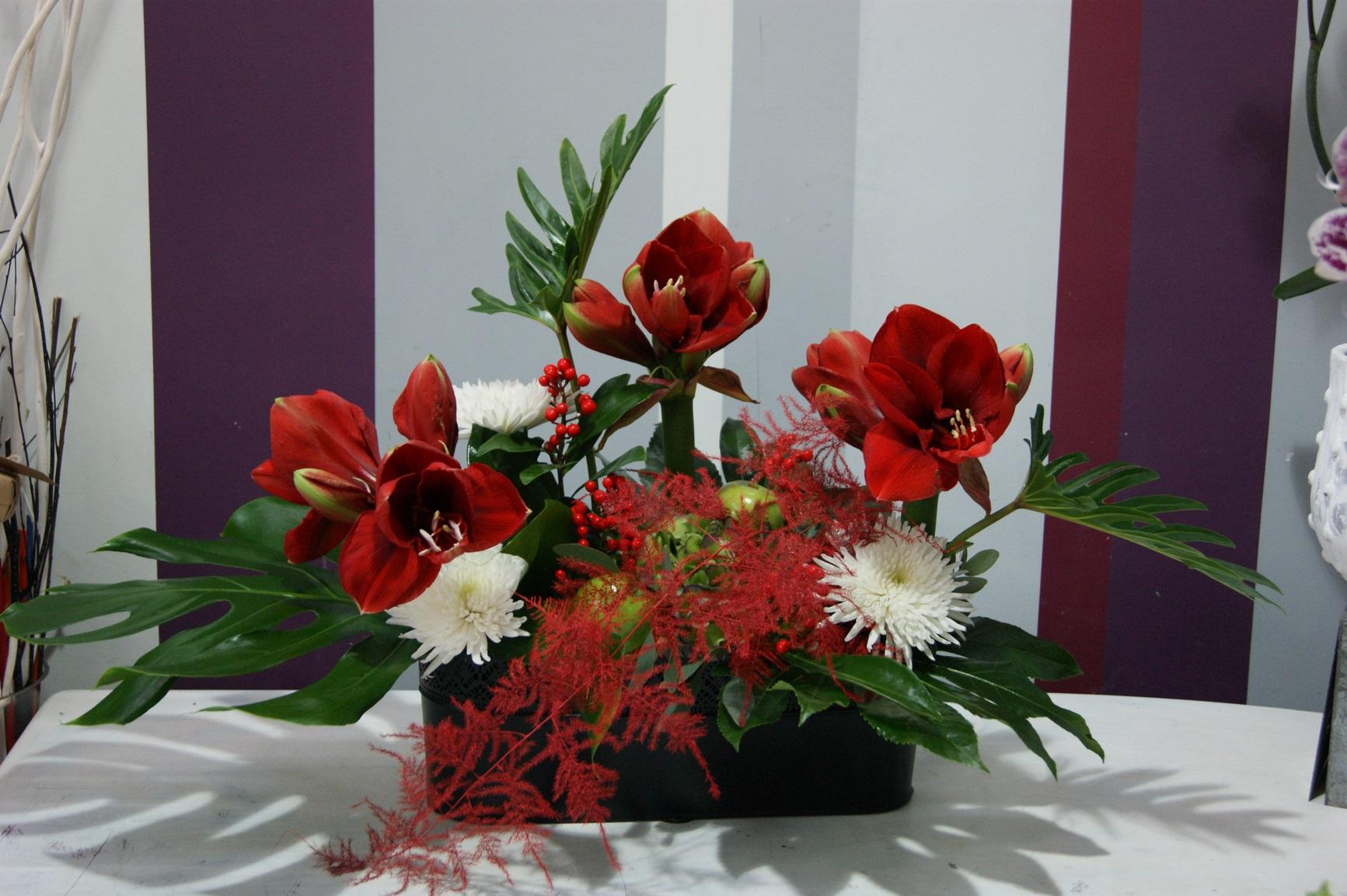 Arrangement floral N° 11