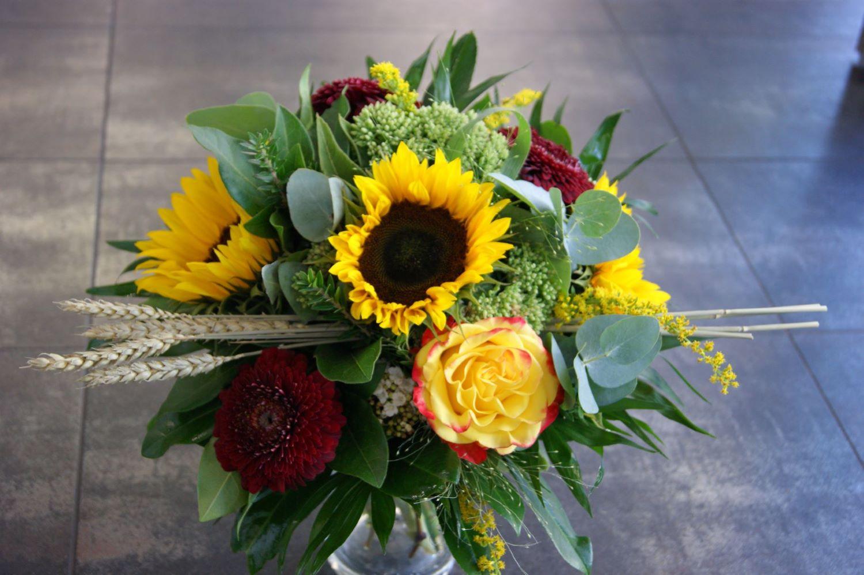 Bouquet de saison N° 10