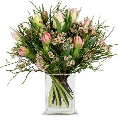Bouquet de tulipes N°1